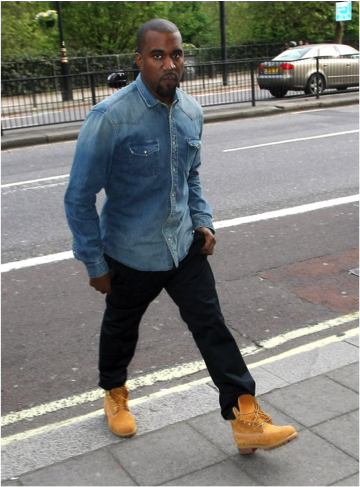 Timberland Hombre Outfit